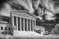 The Supreme Court, the last spot of civility in a town where bureaucracy rules