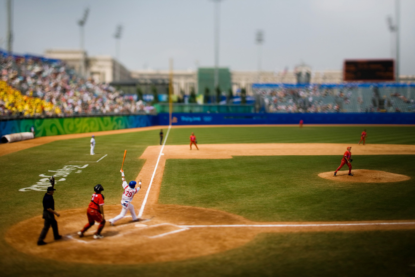 Sport Olympic Baseball The Last Year As An Olympic