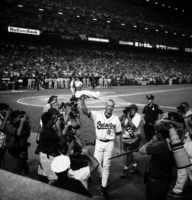 Cal Ripken Jr. breaks the consecutive game record, 2131, 1995.