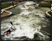 Olympic white water