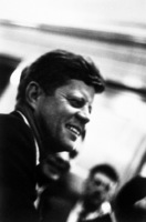 JFK in Salt Lake City - my first President