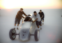 Speed Week, the Salt Flats