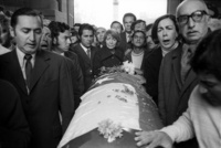Nobel Laureate Pablo Neruda, laid to rest after the Chile coup d'etat