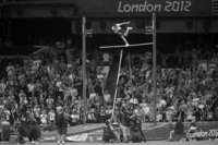 Pole Vault: a near miss