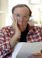 Author James Patterson, at home in Florida