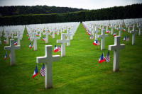 U S Cemetery at St Mihiel