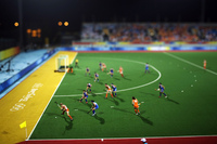 Netherlands/Korea, Olympic Field Hockey